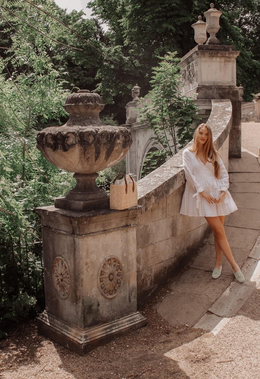 Chiswick House & Gardens Blog Photoshoot