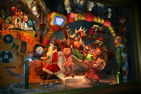 Mighty Lists 15 Amazing Department Store Christmas Window