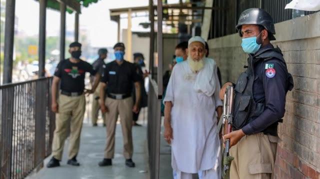 Pria di Pakistan Mengaku Nabi Ditembak Mati di Ruang Sidang