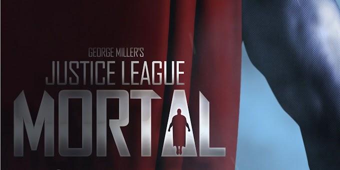 Se muestra el aspecto de Megan Gale como Wonder Woman en la película frustrada Justice League Mortal