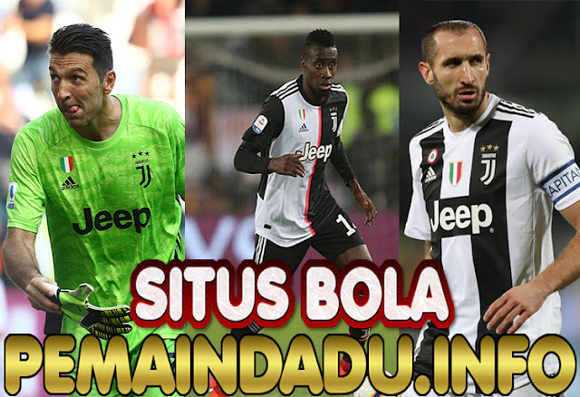 Klub Juventus Siap Perpanjang 3 Pemain Senior Ini