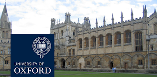 universitas terbaik di dunia 2017 - university of oxford