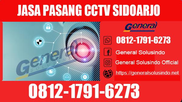 Jasa Pasang CCTV Waru Sidoarjo
