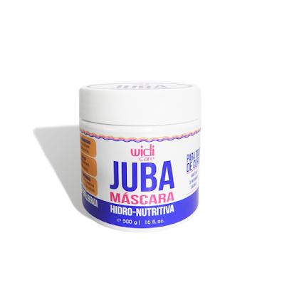Resenha Máscara Hidro-nutritiva Juba - Widi Care