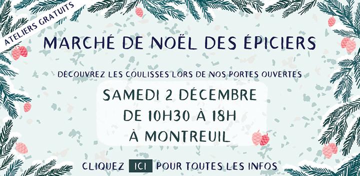 Marché de Noël de La Petite Epicerie