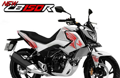 All New 2016 Honda CB150R Streetfire side look Hd image