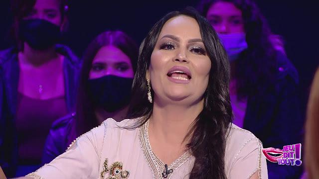 زينة القصرينية تكشف عن حملها بعد سنوات من الزواج!
