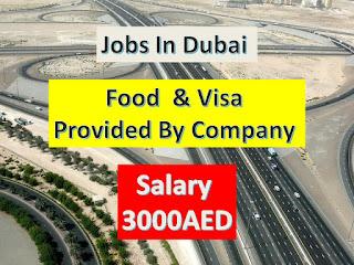 Dubai jobs for indians , Indians Jobs in Dubai 2019,