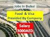 Dubai Jobs For Indians |  Food &  Visa Provided by Company | JObs In Dubai |