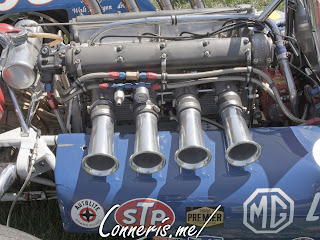 1964 Huffaker Indy Car MG Liquid Suspension Special Engine