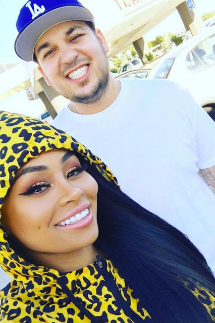 Check out the 10 Names Rob Kardashian and Blac Chyna's baby may bear