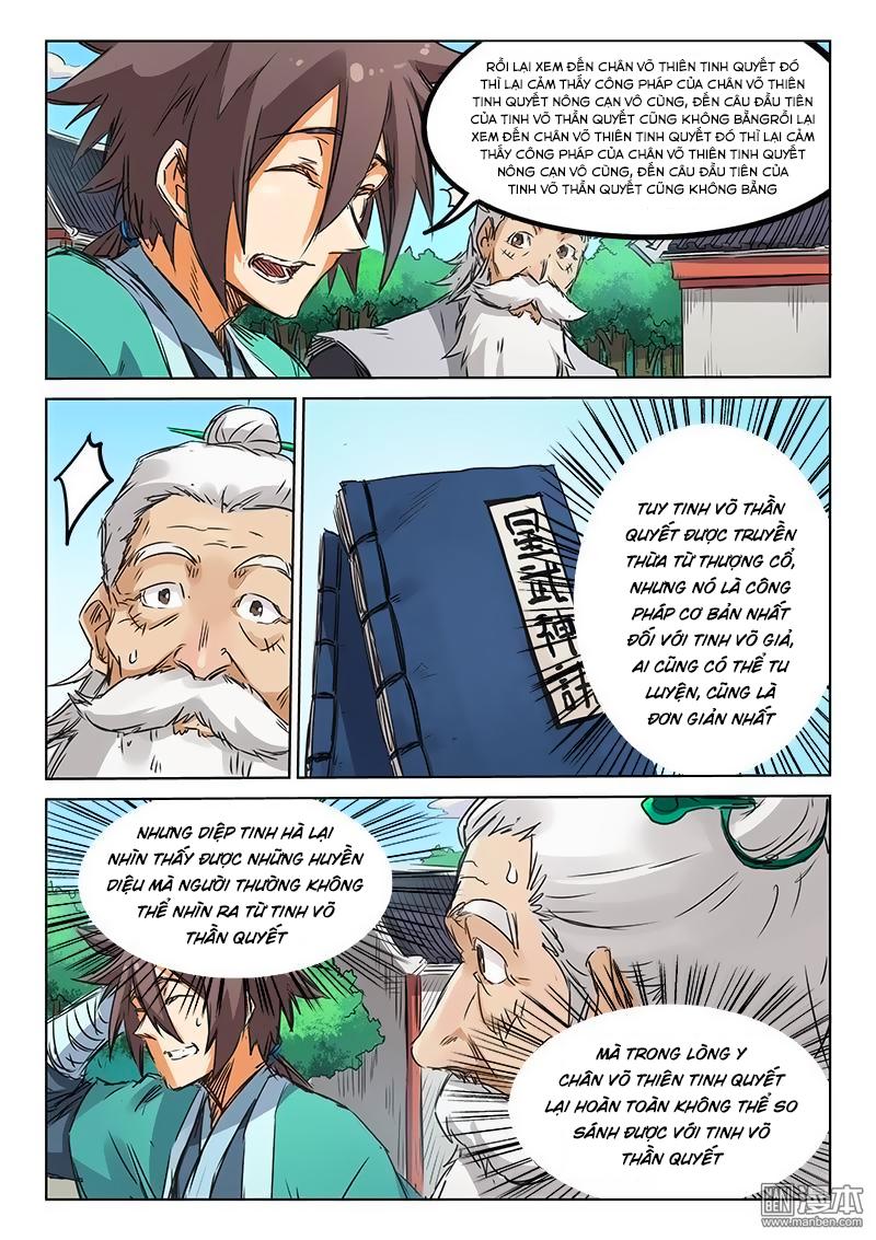 Tinh Võ Thần Quyết Chap 156 - Trang 7
