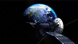 How many types of satellites are in space?