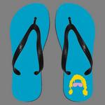 flip flops in spanish