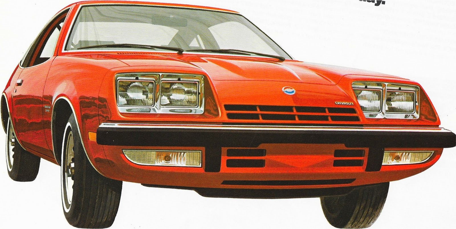 Old Cars Canada: 1975 Chevrolet Monza 2+2