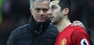 Jose Mourinho explains Henrikh Mkhitaryan absence