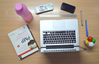 Jadwal ngeblog