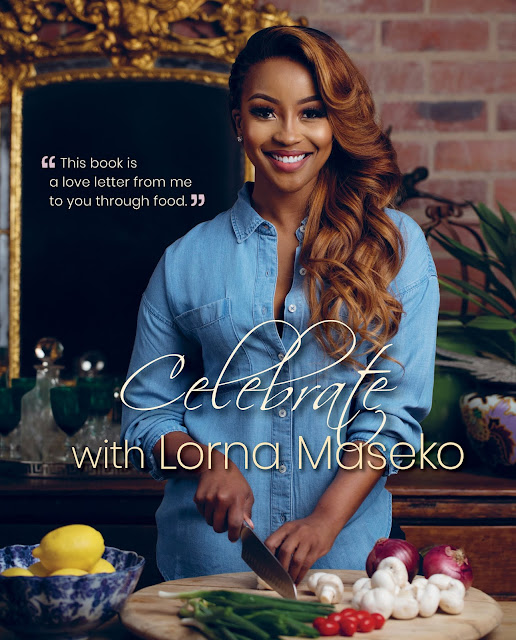 Celebrate with @Lorns_Maseko #CelebrateWithLornaMaseko @DeliciousFestSA @Timesquareza