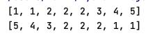 Print list in Python