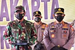 Hadi Tjahjanto dan Listyo Sigit Prabowo Minta TNI-Polri Dukung Pembangunan Papua