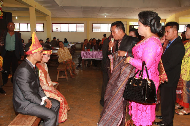 Relevansi Perkawinan Gereja dan Perkawinan Adat Batak Toba