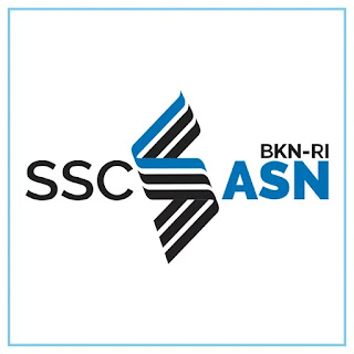 SSC ASN BKN-RI Logo - Free Download File Vector CDR AI EPS PDF PNG SVG