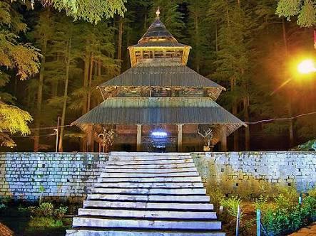 Dhungri-temple-manali