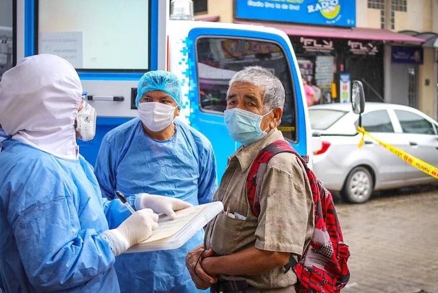 esta situación es preocupante pues, con los actuales retrasos Villavicencio ya tiene un total de 3 mil casos la realidad es que, una persona infectada puede contagiar entre una y cuatro