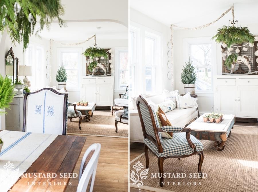 wystrój wnętrz, wnętrza, urządzanie mieszkania, dom, home decor, dekoracje, aranżacje, Święta, Boże Narodzenie, Christmas, świąteczne dekoracje, decorations, home tour, pokój dzienny, salon, living room