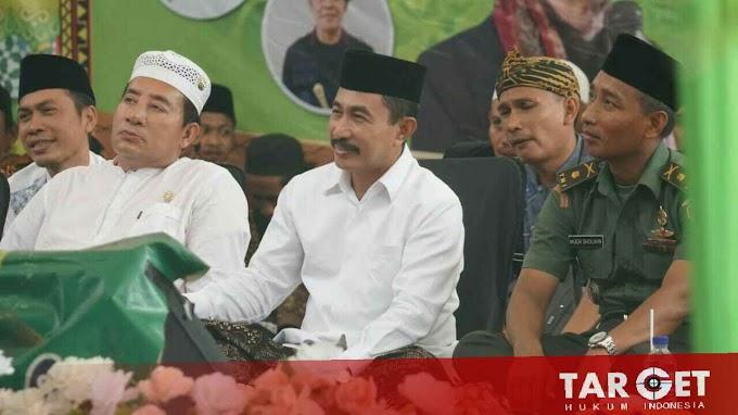 Bupati Haryanto : Kyai Rohmat Tak Hanya Berdakwah, Juga Serukan Persatuan NKRI