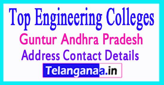 Top Engineering Colleges In Guntur District Andhra Pradesh