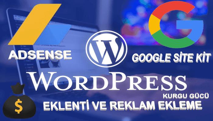 Wordpress AdSense Eklentisi: Wordpress Reklam Ekleme