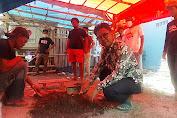 Yayasan Sepakat Brebes Bermartabat Berdayakan Pemuda Melalui Produksi Paving Blok