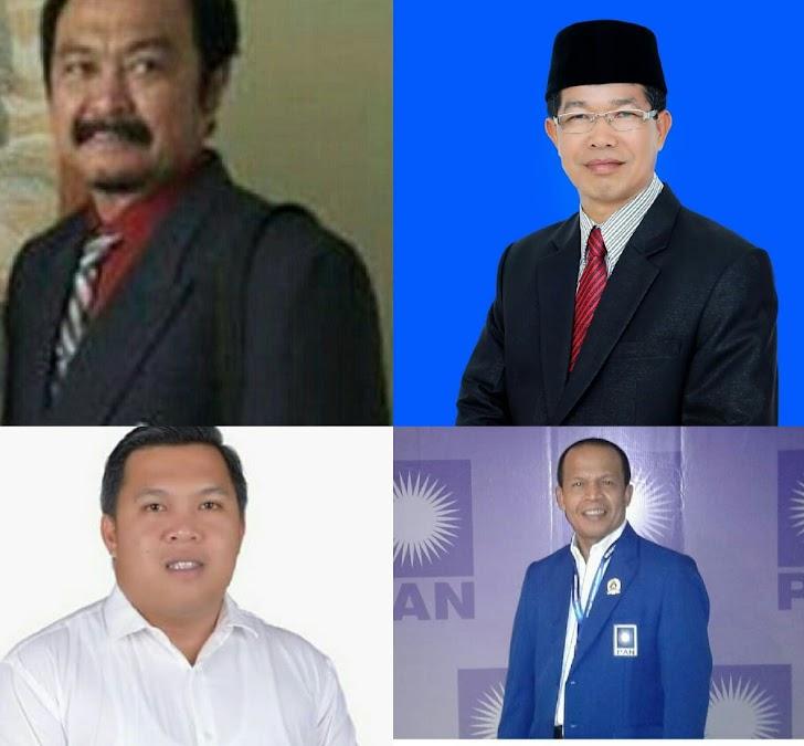 Loyalis AJB, Nuzran, Dahnil, Pusry dan 4 Anggota DPRD Bersatu, Fikar - Yos Semakin Kuat di Tanah Hamparan
