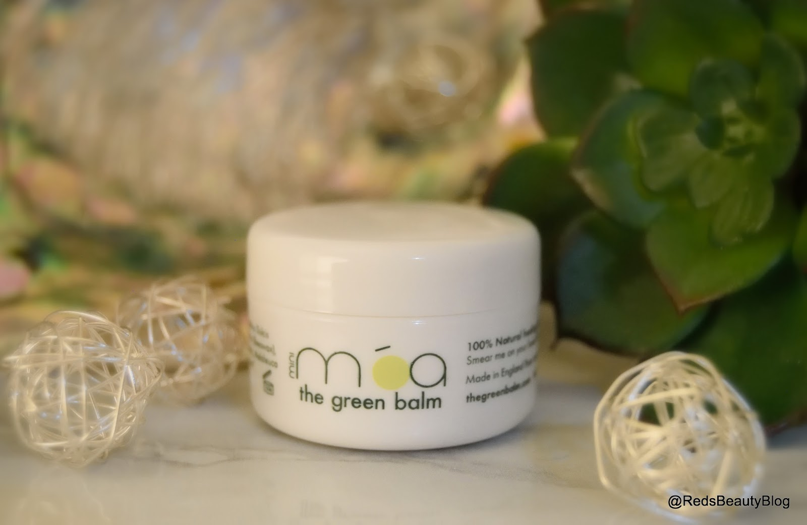 a picture of Magic Organic Apothecary The Green Balm