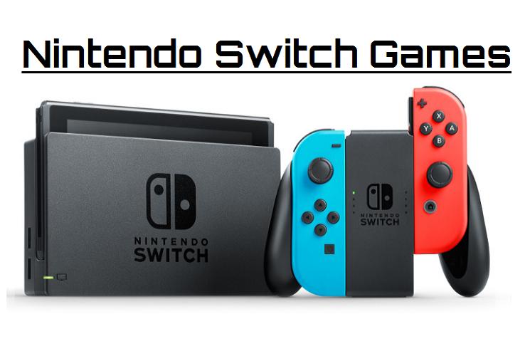 5 Best Nintendo Switch Games 2020