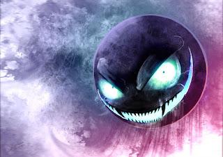 Pokemon Gastly
