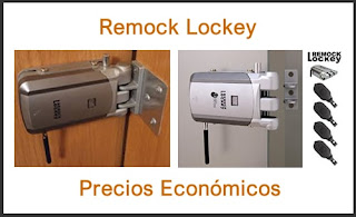 cerradura Remock Lockey