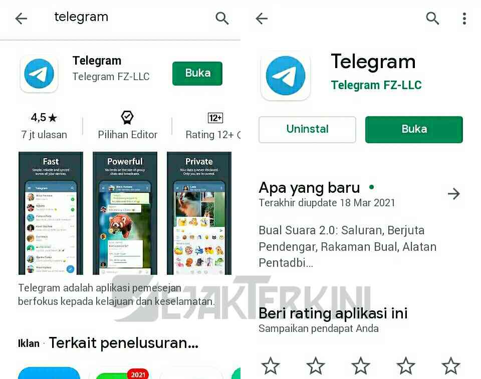 download telegram