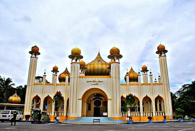 Masjid Mahmud, Kuala Lipis