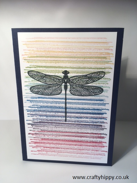 Gorgeous Grunge & Dragonfly Dreams, Stampin' Up!