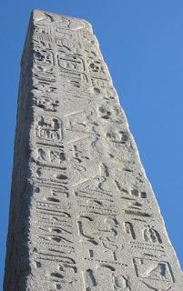 London Cleopatra's Needle