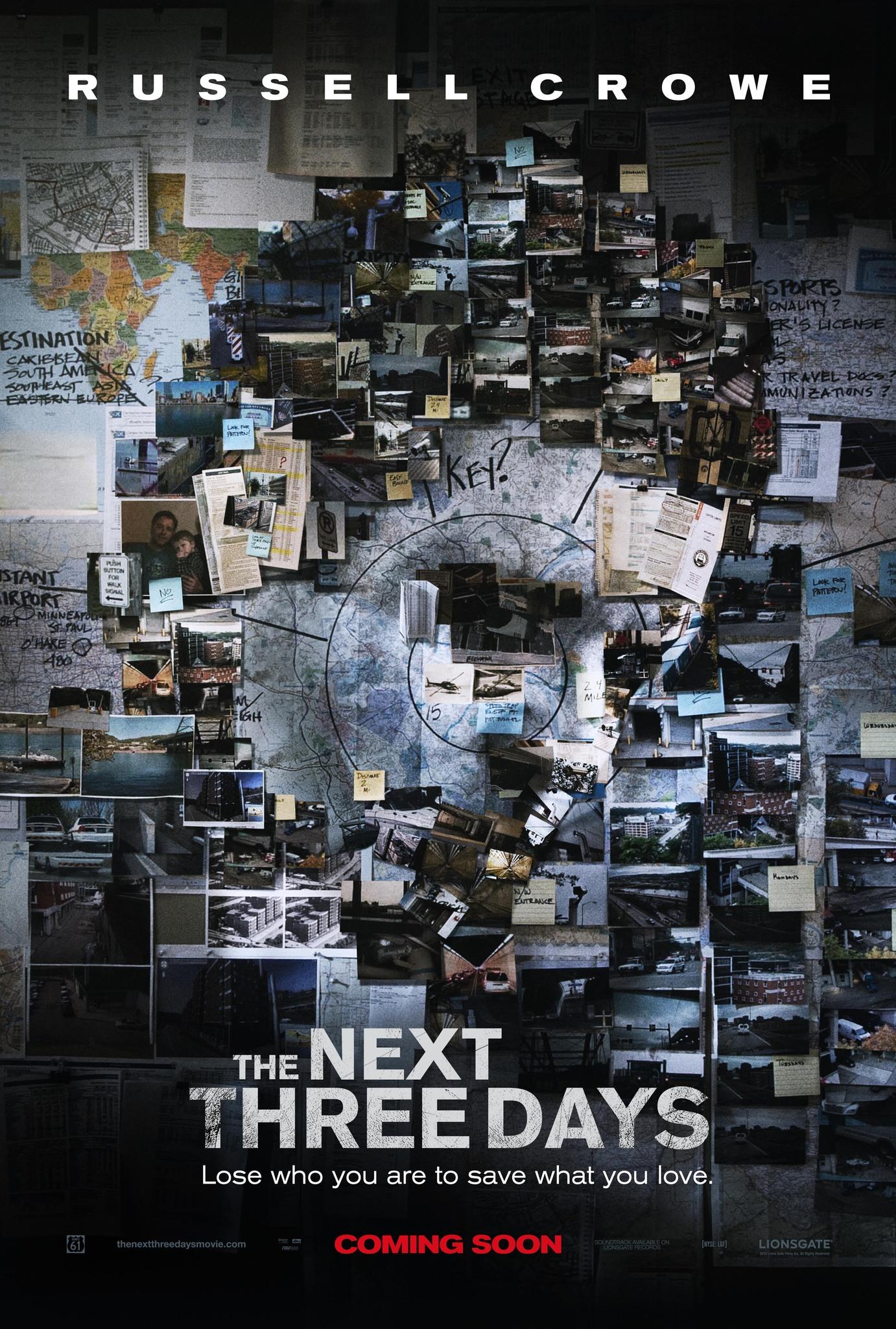 The Next Three Days 2010