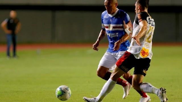 Bahia sofre dois gols de bola parada, perde para o Sport e se mantém próximo ao Z-4