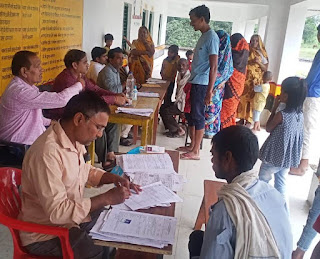 बालिकाओं के लिए डाक विभाग ने चलाया अभियान   #NayaSaberaNetwork
