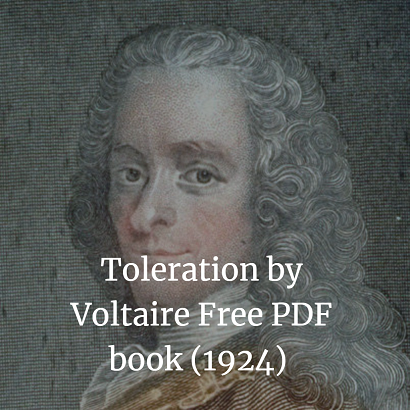oleration by Voltaire Free PDF book
