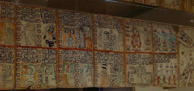 Nuevo estudio del Código Trocortesiano Maya,