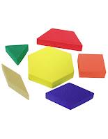 pattern block activities