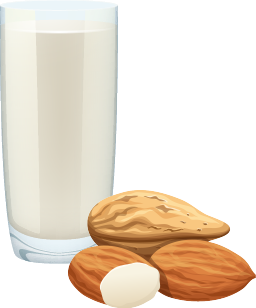 9 Best Drinks Before Sleep-Almond Milk