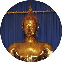 Buda-Oro-Bangkok